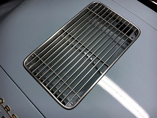 engine grill