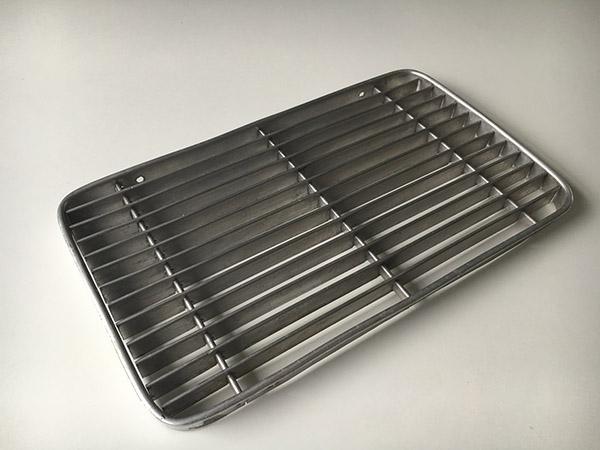 engine grill