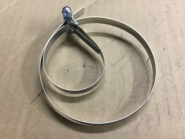 axle boot clamps