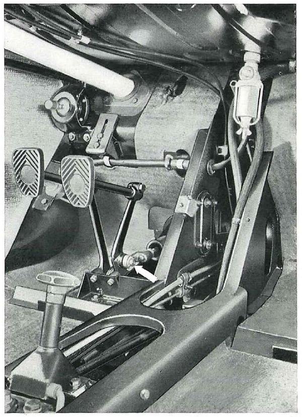 hand throttle